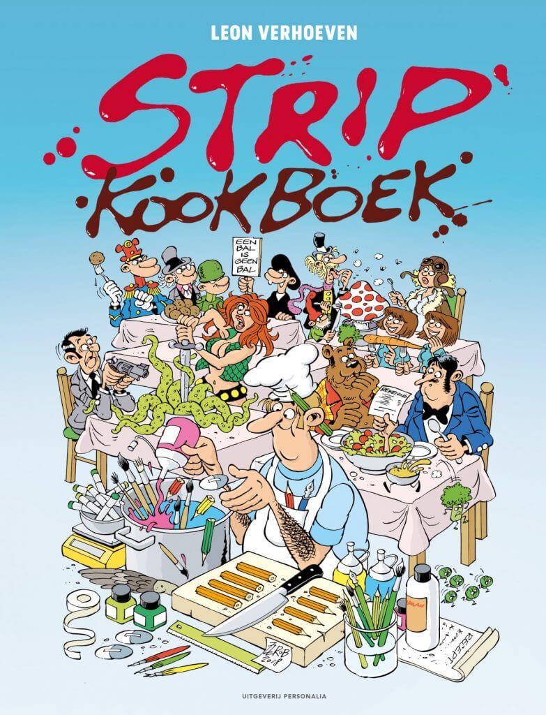 Strip kookboek
