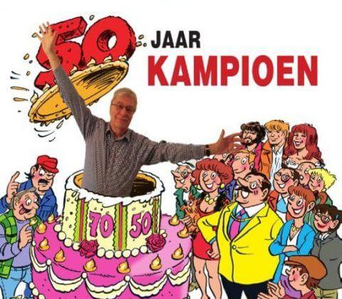 Hec Leemans - 50 jaar kampioen